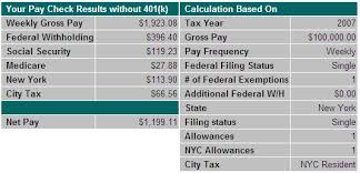 Nyc Payroll Tax Calculator Tirevi Fontanacountryinn Com