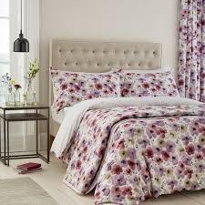 inari mauve bedding