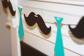 BOWTIE Baby Shower Garland Itu0027s A Boy Party DecorationsBow Tie And Mustache Baby Shower