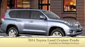 All New 2014 Toyota Prado 2015 Land Cruiser Facelift RHD LHD ...