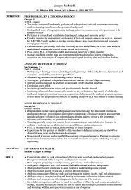 Biology Resume Format Best Of Internship Wildlife Biologist Resume