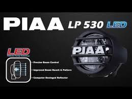 piaa lp530 3 5 led driving light kit 05372