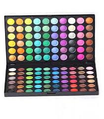 make up for you professional 120 colors eyeshadow palette makeup kit