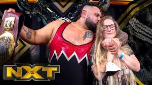 Bronson Reed's emotional message for the NXT Universe: WWE Network ...
