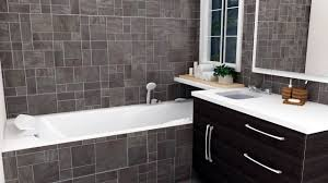Small Picture small bathroom tile design ideas 2017 YouTube
