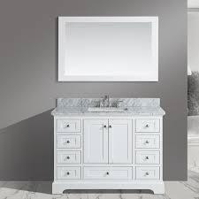 bathroom vanities set. Castellanos 48\ Bathroom Vanities Set