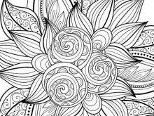 Free Printable Coloring Pages For Adults Stunning Coloring Free