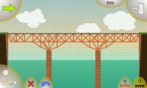 Wooden Bridge Game edbaSoftware Wood Bridges Solutions 5