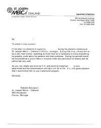 Resume Sample For Employment Letter Resume Directory