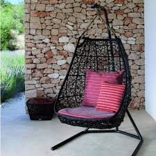 Swing Chair In Bedroom Maia Egg Swing Hanging Chair Kettal Maia Ambientedirect