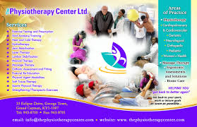 Physiotherapy Leaflet Design 43 Samples Physiotherapy Flyers For Marketing Pediatrics