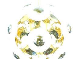 west elm glass orb chandelier multi er hanging wes