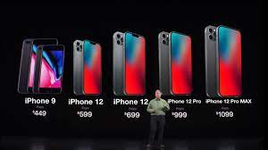 iPhone 12 ปี 2020 อาจมีถึง 6 รุ่น ออกแบบใหม่หมด แบ่งเป็นรุ่น 4G กับ 5G  รายละเอียดทั้งหมดที่นี่ – Flashfly Dot Net