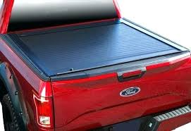 Truck Bed Tarp Cover For Camping