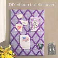 make your own diy ribbon bulletin board that s both pretty and useful customize them with diffe fabrics and ribbons for great gift ideas