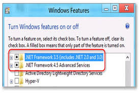 how to fix manually fix microsoft net
