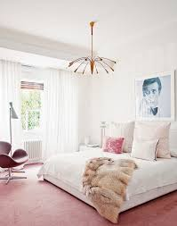 Modern Glam Bedroom Step Into A Groovy Pad Fit For A Queen Modern Photography And
