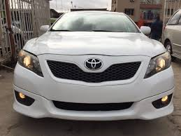 SOLD! White Toyota Camry Sport Edition 2011 - Autos - Nigeria