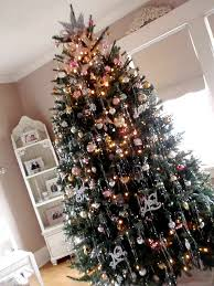 Christmas tree with tinsel | Flickr - Photo Sharing!
