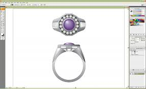 adobe ilrator for jewellery design and 2d technical drawing