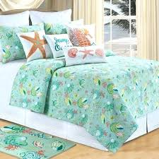coastal quilt sets. Beach Quilt Sets Tropical Choose From A Large Selection Of Bedding Coastal Life Cover Set