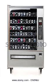 Cell Phone Vending Machine Impressive Cell Phones In A Vending Machine Stock Photo 48 Alamy