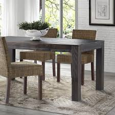All Wood Dining Room Table Cool Design