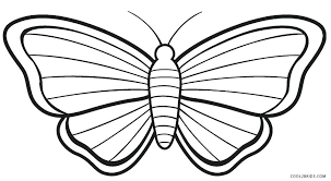 Coloring Pages Butterfly Butterfly Coloring Page Butterfly Coloring