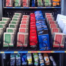 Bikestock Vending Machine
