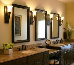bathroom vanity mirrors. Bathroom-mirror-frames-and-wall-sconces-with-vanity- Bathroom Vanity Mirrors H