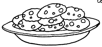 christmas cookie clip art black and white. Fine White Oreo Cookie Clip Art To Christmas Black And White D