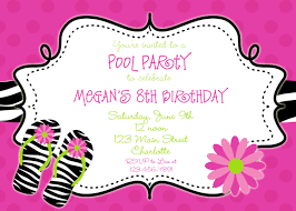 doc pool party birthday invitation best ideas about zebra print pool party birthday invitation pool party pool party birthday invitation
