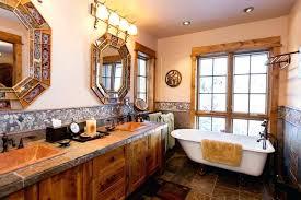 clawfoot tub bathroom ideas. Clawfoot Tub Bathroom Ideas Rustic With Unique Mirrors And White Design