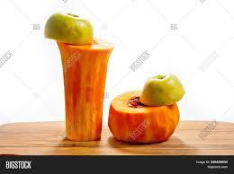 Pumpkin And Apple Powerpoint Template Pumpkin And Apple Powerpoint