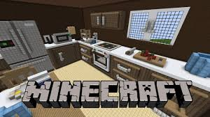 Minecraft Modern Kitchen Modern Kitchen Scale Model Project Screenshots Show Your