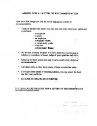 Ideas Of How To Ask For A Letter Of Re Mendation Through Email 10