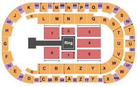 Wwe Seating Chart Toyota Center Toyota Center Tickets And Toyota Center Seating Chart Buy