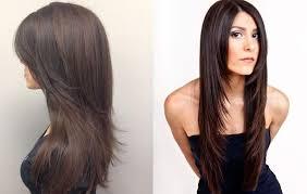 Módní Dámské účesy 2018 2019 Obrázky Barvení Vlasů Módní Styl