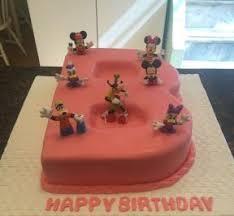 Letter B Cake 2