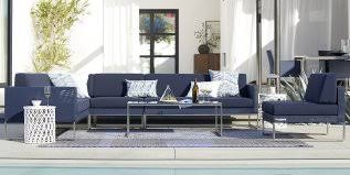 dune outdoor furniture. Dune Navy Lounge Collection ( Crate And Barrel Patio Furniture Sale #5) Outdoor