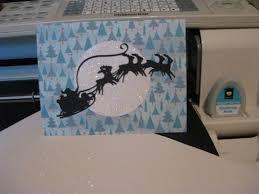 CREATIVE HANDMADE CARD IDEAS FOR CHRISTMAS  Cricut Cartridges Card Making Ideas Cricut