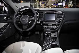 2014 kia optima interior. Unique Kia 2014 Kia Optima Hybrid Interior In L