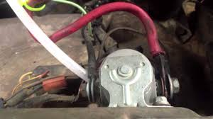 wiring diagram for lawn mower solenoid the wiring diagram solenoid bypass wiring diagram
