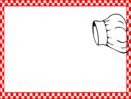 chef border clip art. Exellent Border Cooking Border Clipart 1 Intended Chef Clip Art C