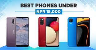 best phones under 15000 in nepal best