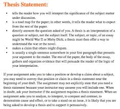 Example Of Thesis Essays Sample High School Essay Science And Literature Essay Also