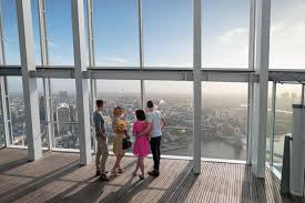 the view from the shard entrance ticket optional chagne
