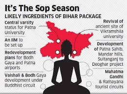 Bihar Polls Finance Minister Arun Jaitley Leads 18 Ministry