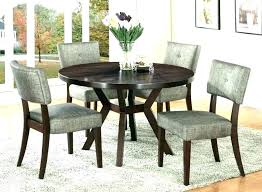 4 chair dining table set sophisticated small room sets round for and
