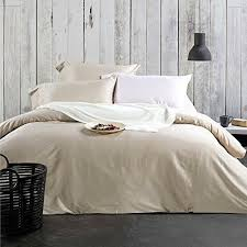 tan duvet cover. UFO Home 3pc Duvet Cover Set, 600 Thread Count Percale, 100% Egyptian Cotton, Zipper Closure, No Inside Filler Or Comforter, Smooth Solid Tan Color Pattern,
